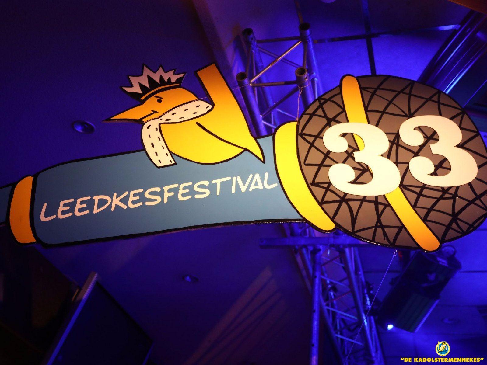 Leedkesfestival inschrijfformulier voor deelnemers