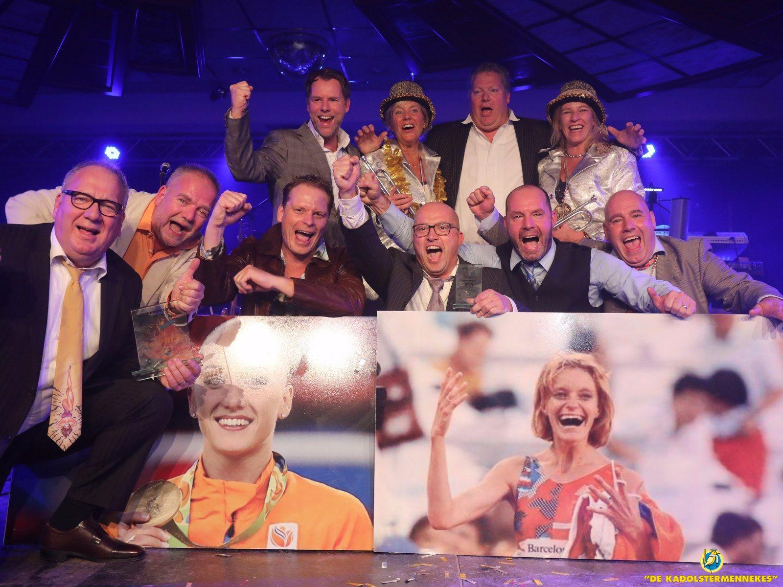 Leedkesfestival 2016, gewonnen door 8XFlut met Goald, aftreden prins Bartholomeus en Sik Tim