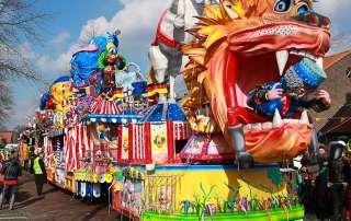 Carnavalsoptocht 2014 - Siebe 2014