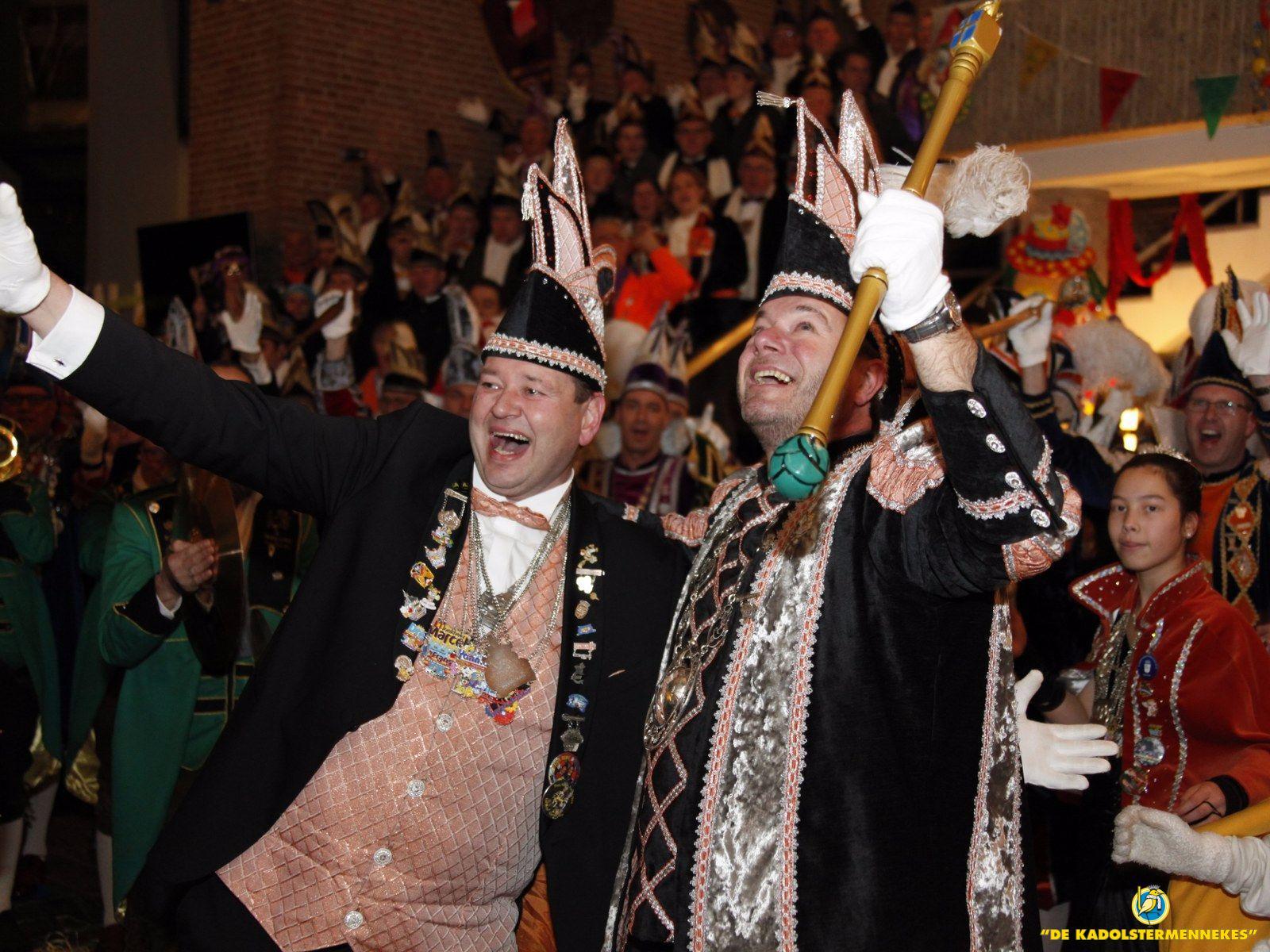 Einde van het Carnavalsweekend, Bokverbranden
