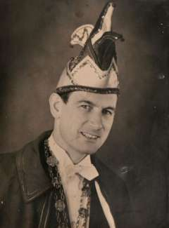 1956: Prins Tubantianus II & Sik Paul Smudde