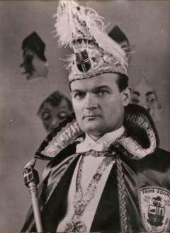 1960: Prins John I & Sik Paul Smudde