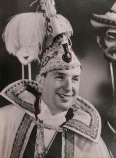 1962: Prins Manus & Sik Paul Smudde