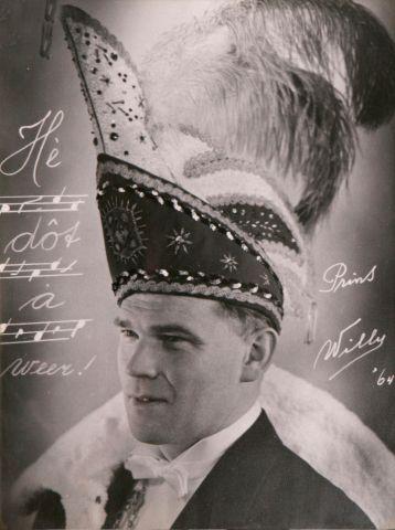 1964: Prins Willy I & Evert Oostvogel
