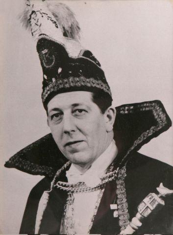 1966: Prins Karel I & Sik Willy Olde Monnikhof