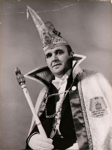 1973: Prins Janus II & Sik Frans Kip