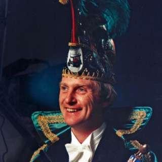 1976: Prins Herman III & Sik Paul Smudde