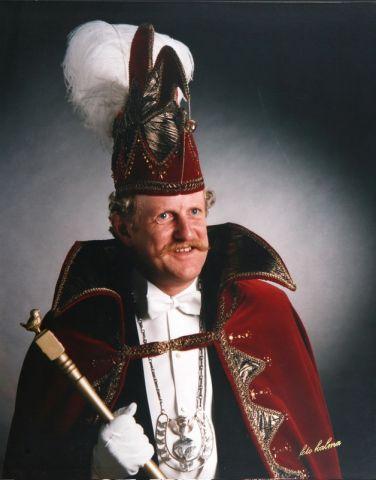 1992: Prins Willem II & Sik Dick Bollen