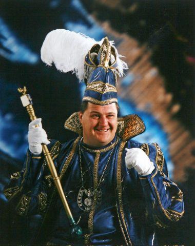 1995: Prins Hans III & Sik Hans Ros