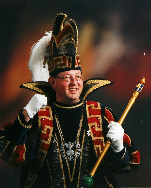 2001: Prins Hannes II & Sik Rob Westerhof