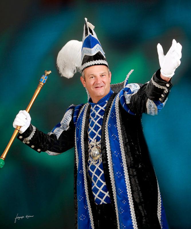 2011: Prins Jeroen & Sik Hugo Segerink