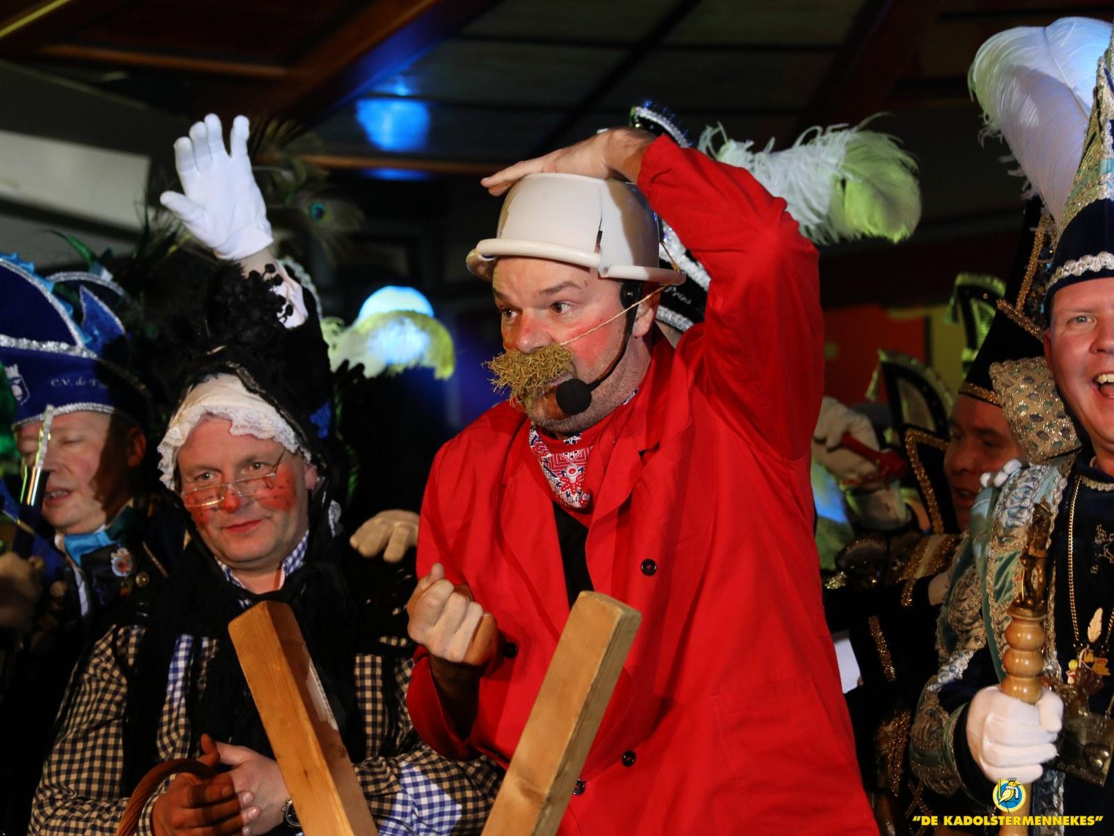 bokkenzitting, feest voor Carnavalisten in en rond de Boeskoolstad Oldenzaal met gratis entree