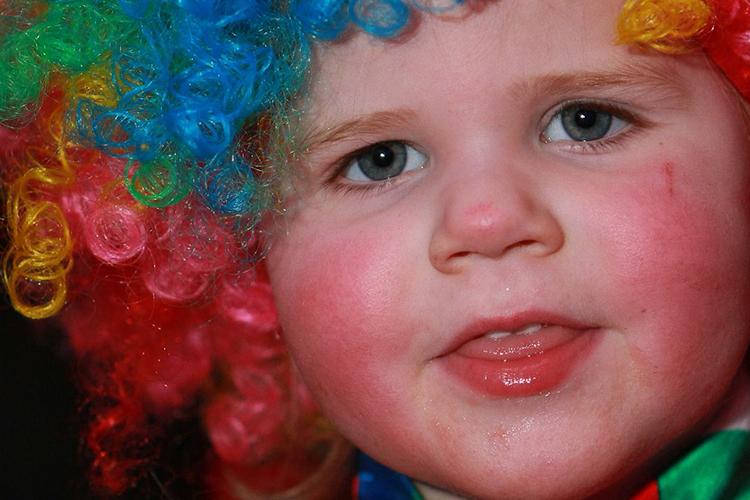 Kindercarnaval kinderoptocht maandag