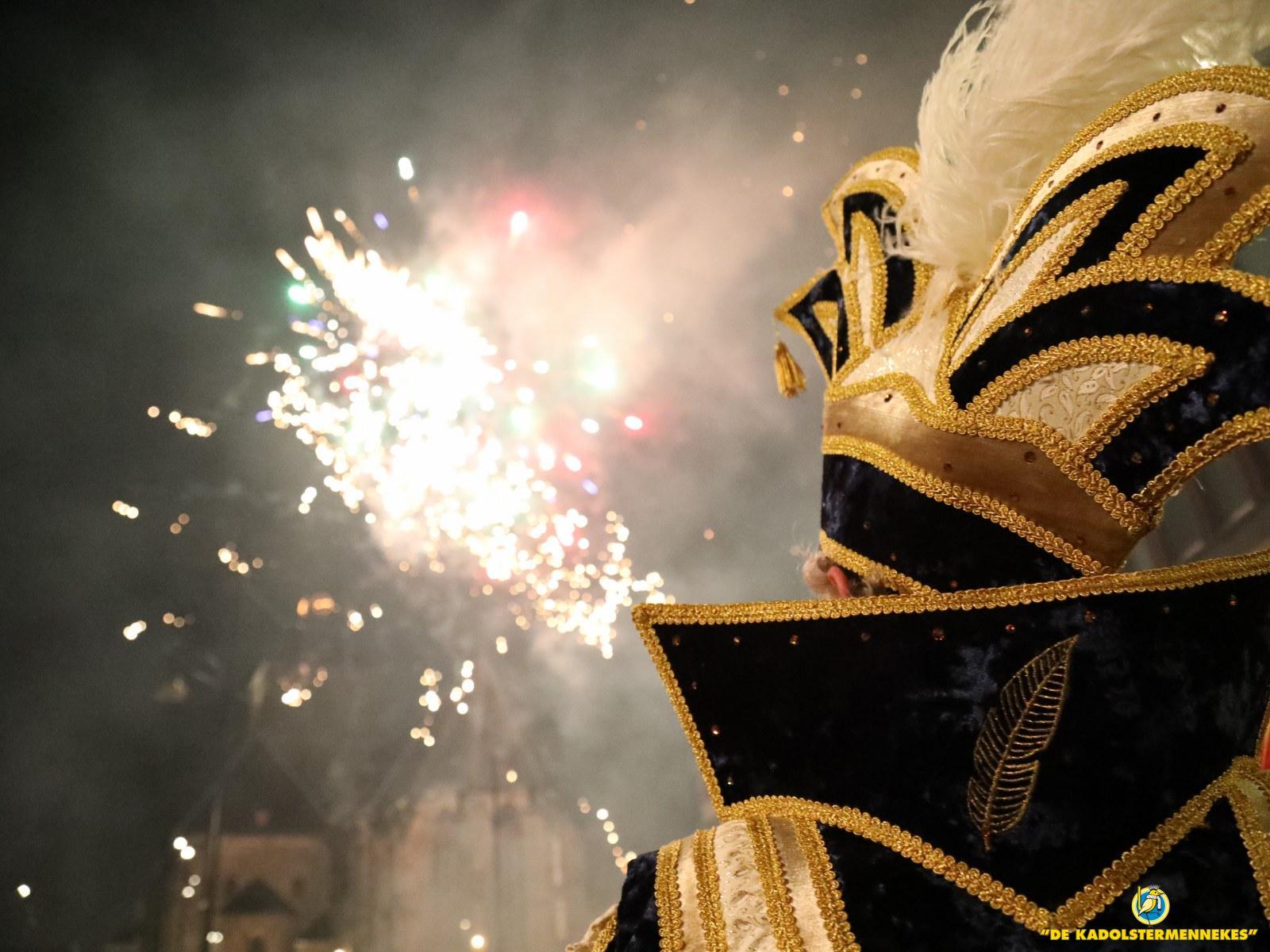 Bokverbranden betekent einde carnaval, het was een onwies mooi joar