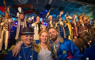 Exhte carnavalsvierders komen naar de Bokkenzitting 2019