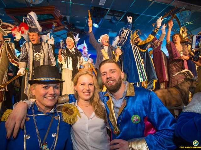 Bokkenzitting, gratis feest voor carnavalsvierders die het carnaval in de Boeskoolstad een warm hart toedragen