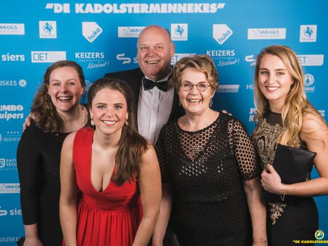 Foto's bezoekers Kadolstergala zaterdag 27 januari 2018