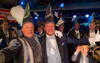 Prins Han stadsprins van de Boeskoolstad Oldenzaal