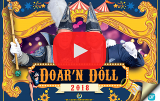 Filmpje aanbieden Doar'n Döll 2018 - Stadpsrins Han