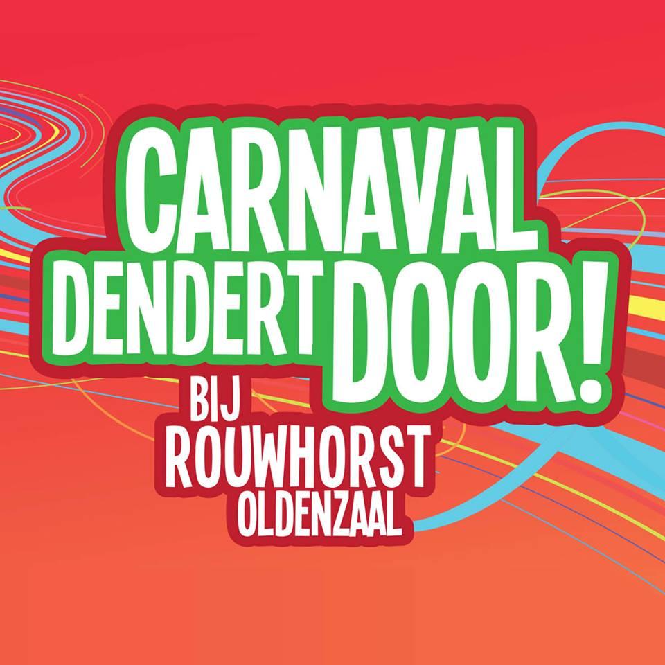 Carnaval Dendert door - Rosenmontagbal