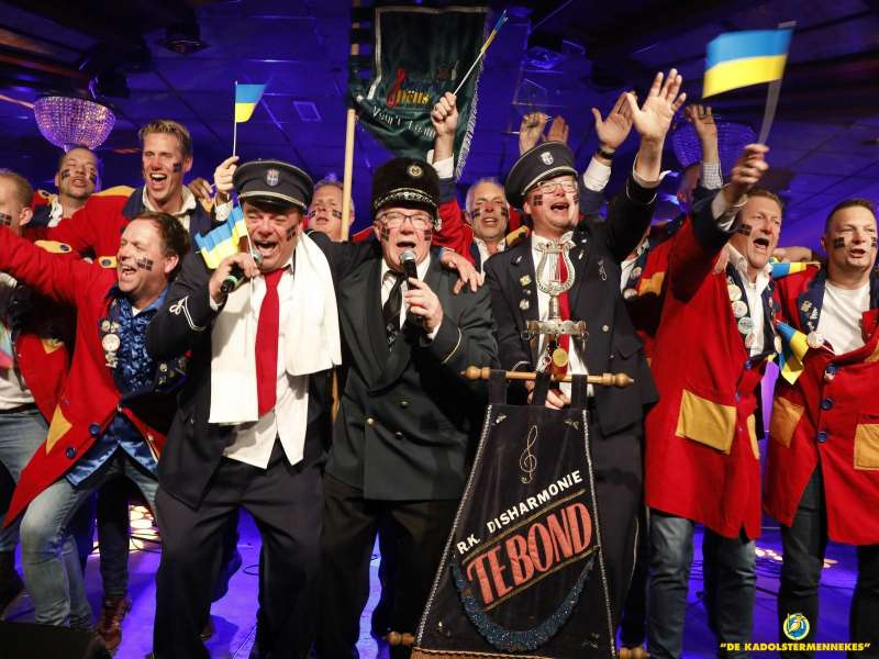 Leedkesfestival 2018 gewonnen door de Doar'n Dölls