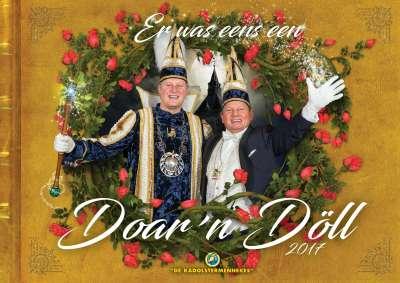 Doar'n Döll 2017 Prins Bas en Sik René