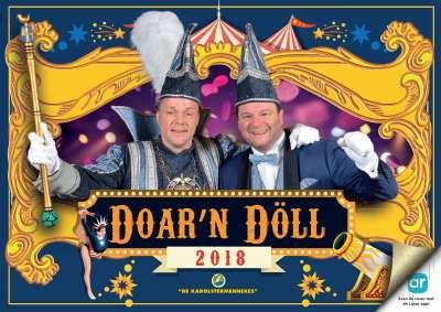 Doar'n Döll 2018 Prins Han en Sik Boudewijn