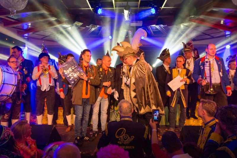 Drumgabbers - winnaars Blaaskapellenfestival