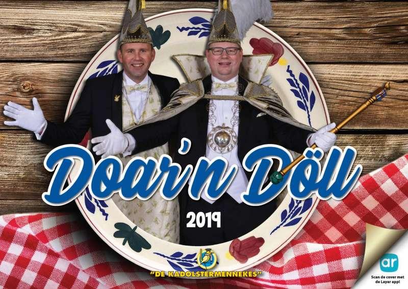 Doar'n Döll 2019 - Thema Boer'n Brulft