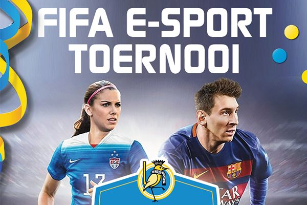 FIFA E-Sport toernooi op Rosenmontag bij OCV De Kadolstermennekes