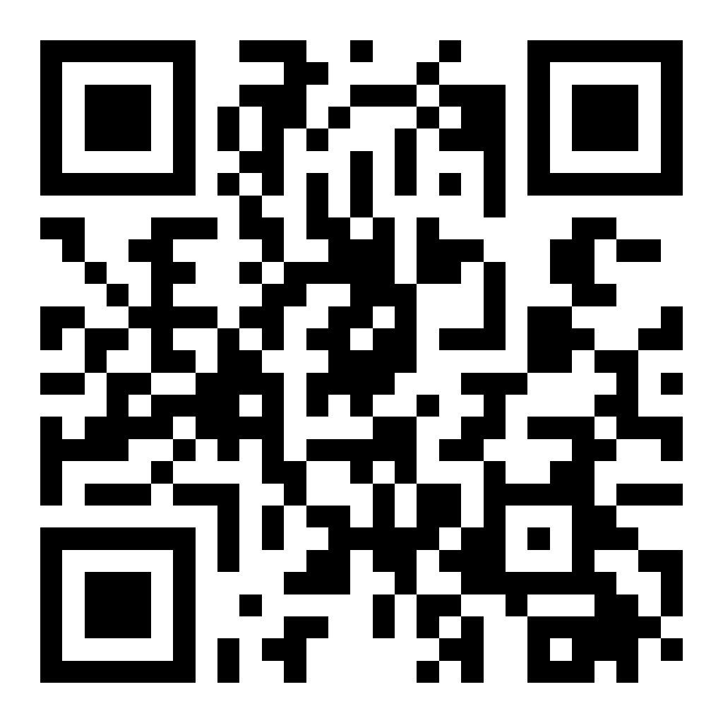 Scan de QR code voor een donatie van ½2 aan de Grote Twentse Carnavalsoptocht.