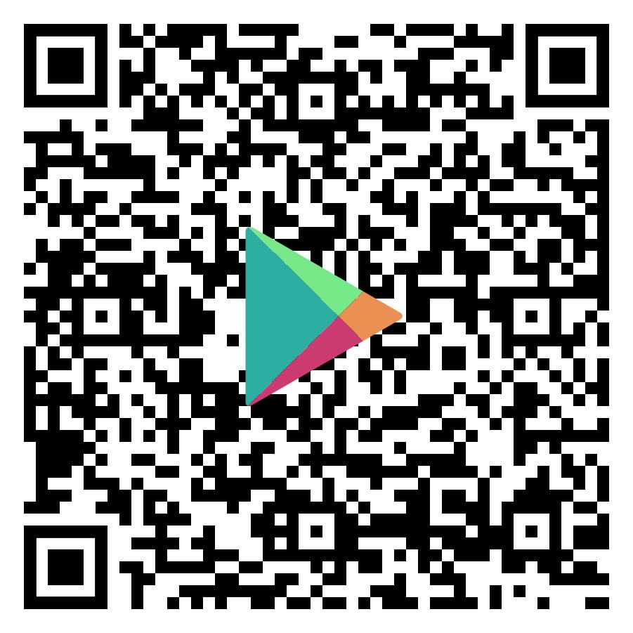 Installeer de Kadolsterapp via deze QR code op je Android telefoon