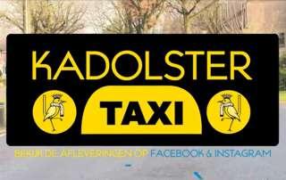 Kadolster Taxi Carnaval in de Boeskoolstad - galacommissie