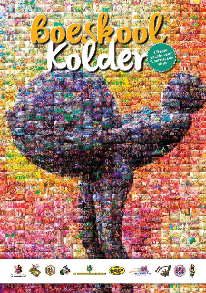 Boeskool Kolder 2021 - Carnavals Magazine van alle Oldenzaalse Carnavalsvereniging